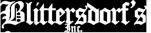 Blittersdorfs Inc Logo